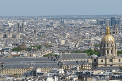 Paris 2018 overview from Eiffel Tower IMG_9407
