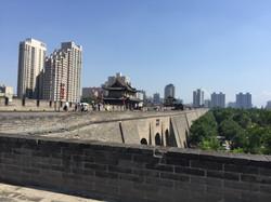 Xian ancient wall bike ride IMG_5094