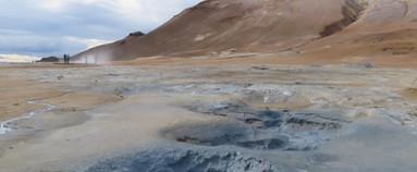 2019 Iceland Myvatn Namaskard thermal ar