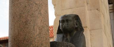 2018 Split Croatia authentic sphinx and