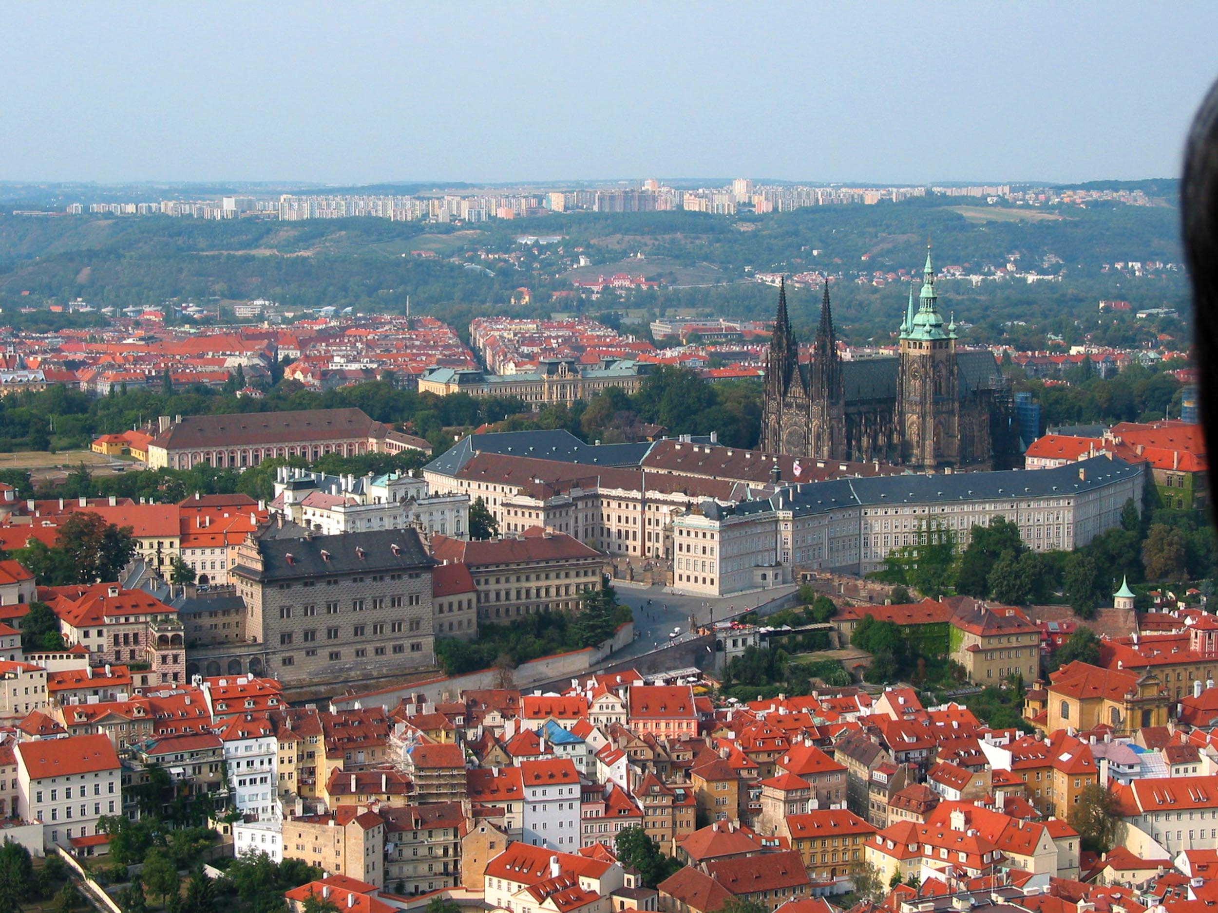 2003 Europe  prague Czech Republic