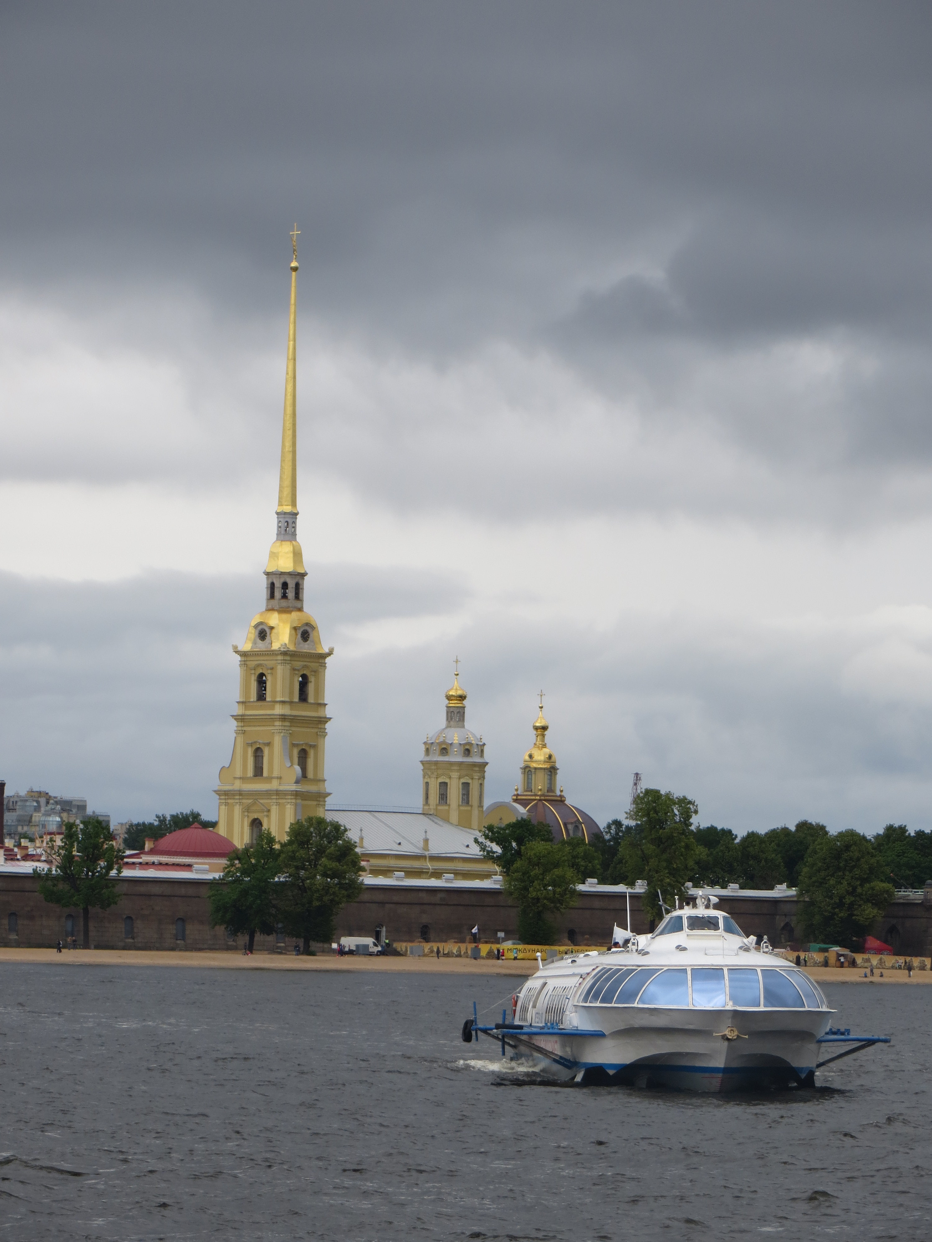 St Petersburg Russia Cathedral