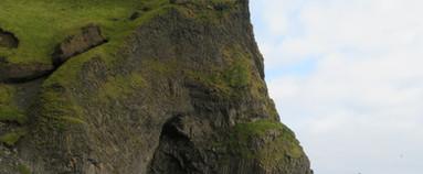 2019 Iceland Reynisfjara black sand beac