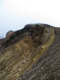 Tongariro hike best view up to red crater 2017-01-07 083