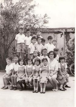 MMC 1967 2nd grade class in Hong Kong bids farewell