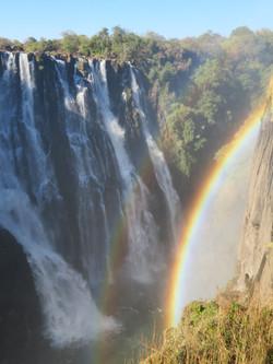 2019 Africa Victoria Falls Zimbabwe side