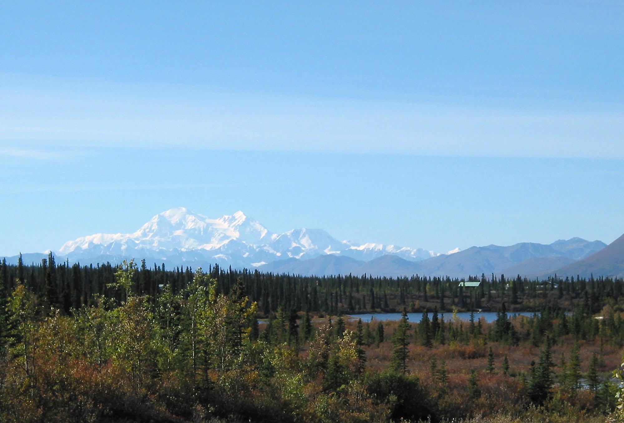 2004 Alaska Mount McKinley Denali