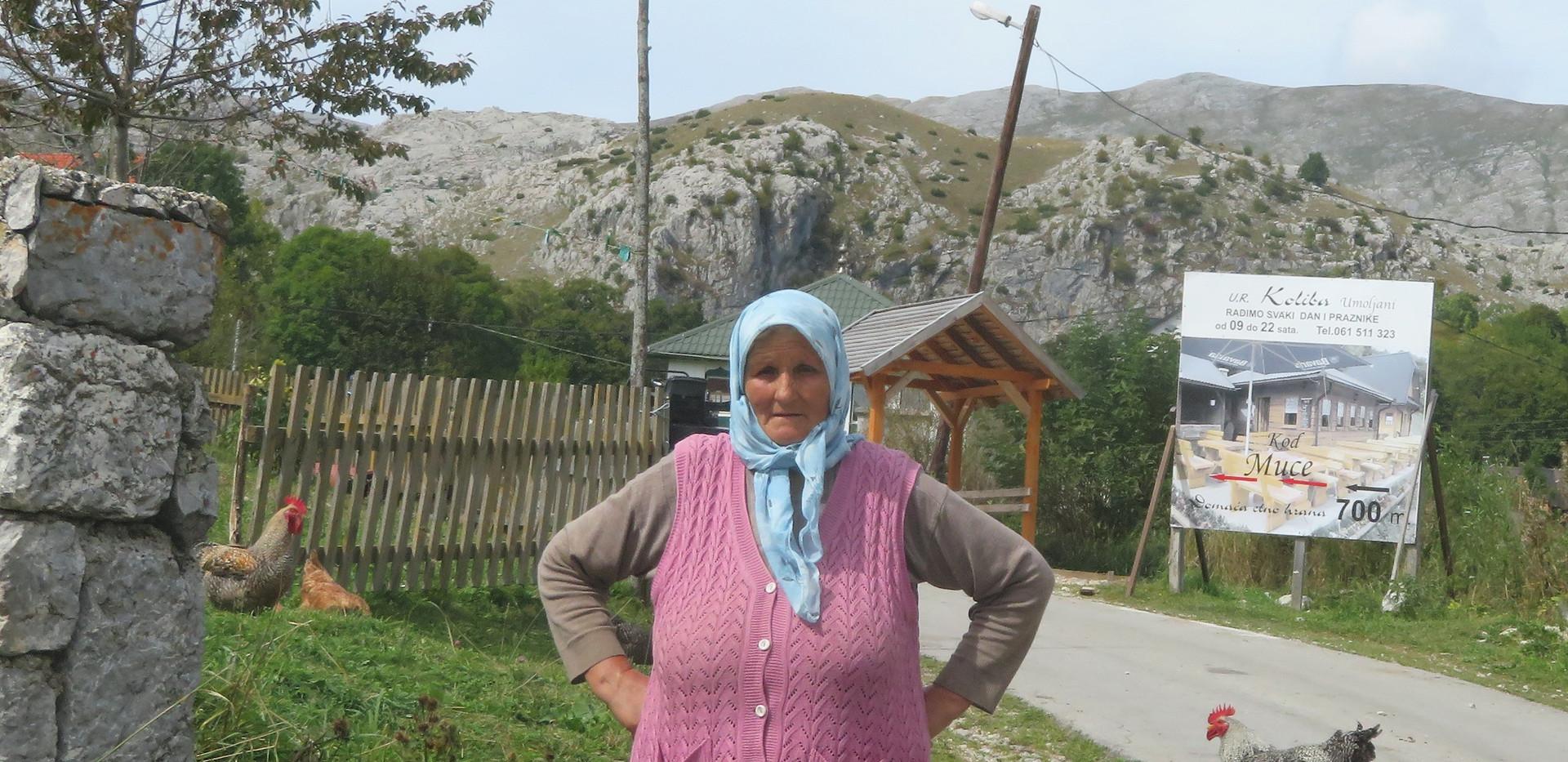 2018 Lukomir back to Sarajevo best road