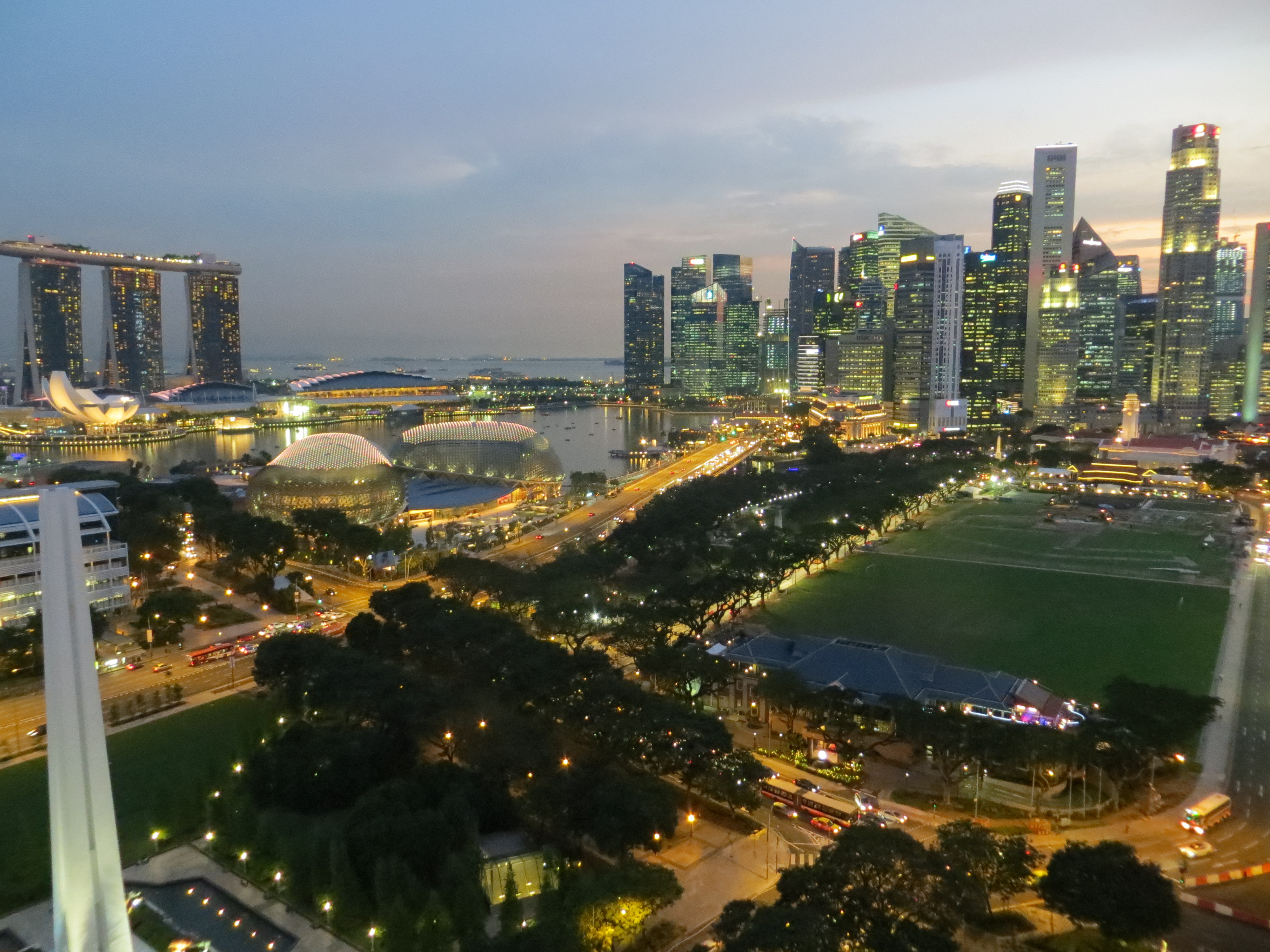 2015 Singapore  Fairmont views best IMG_8525