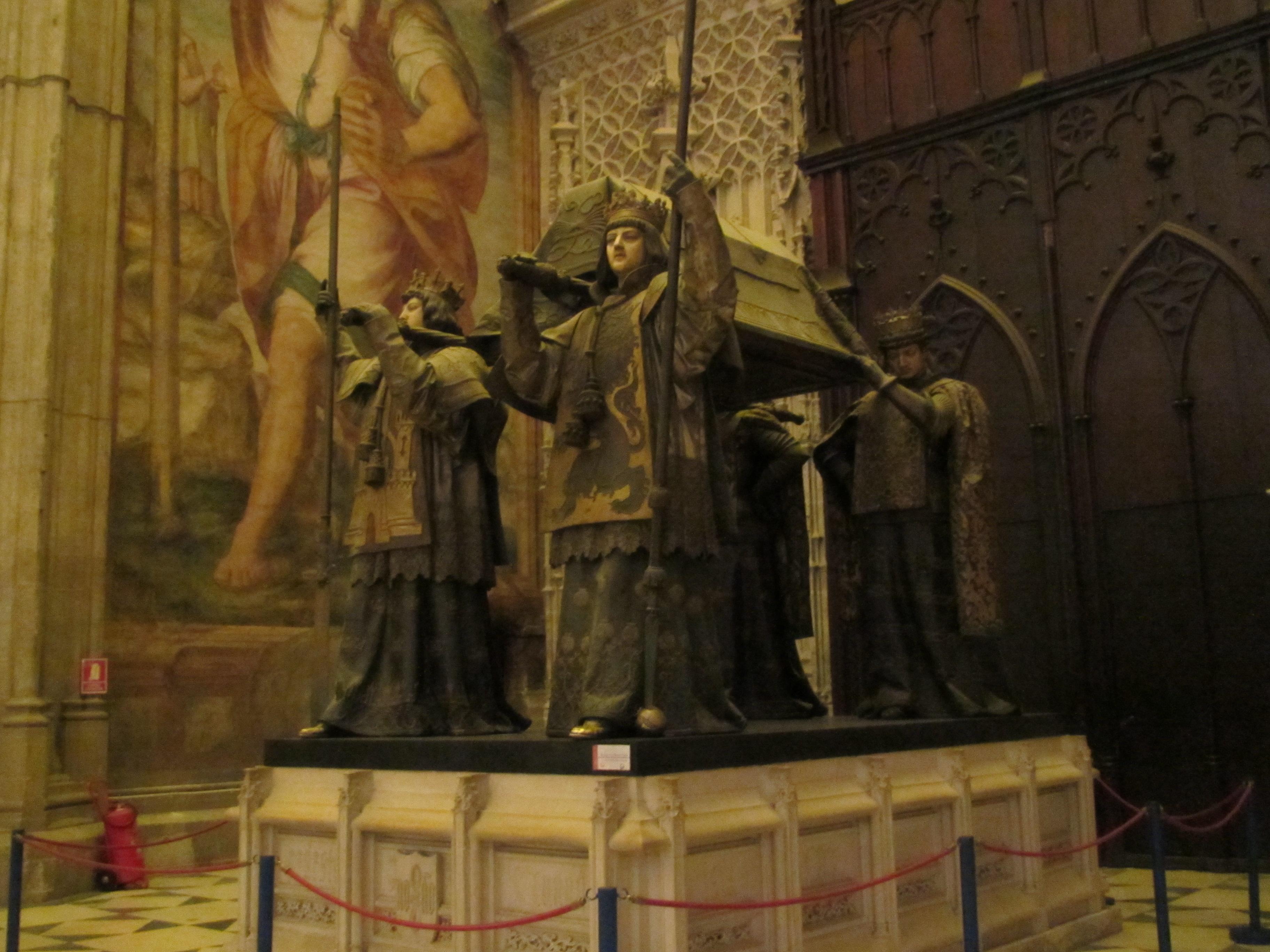 2011 Columbus perhaps Spain Seville