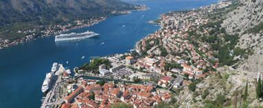 2018 Kotor, Montenegro fortress views be