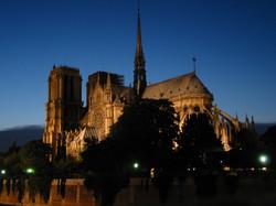 2002 notre dame Paris France