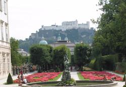 Salzburg Austria festung