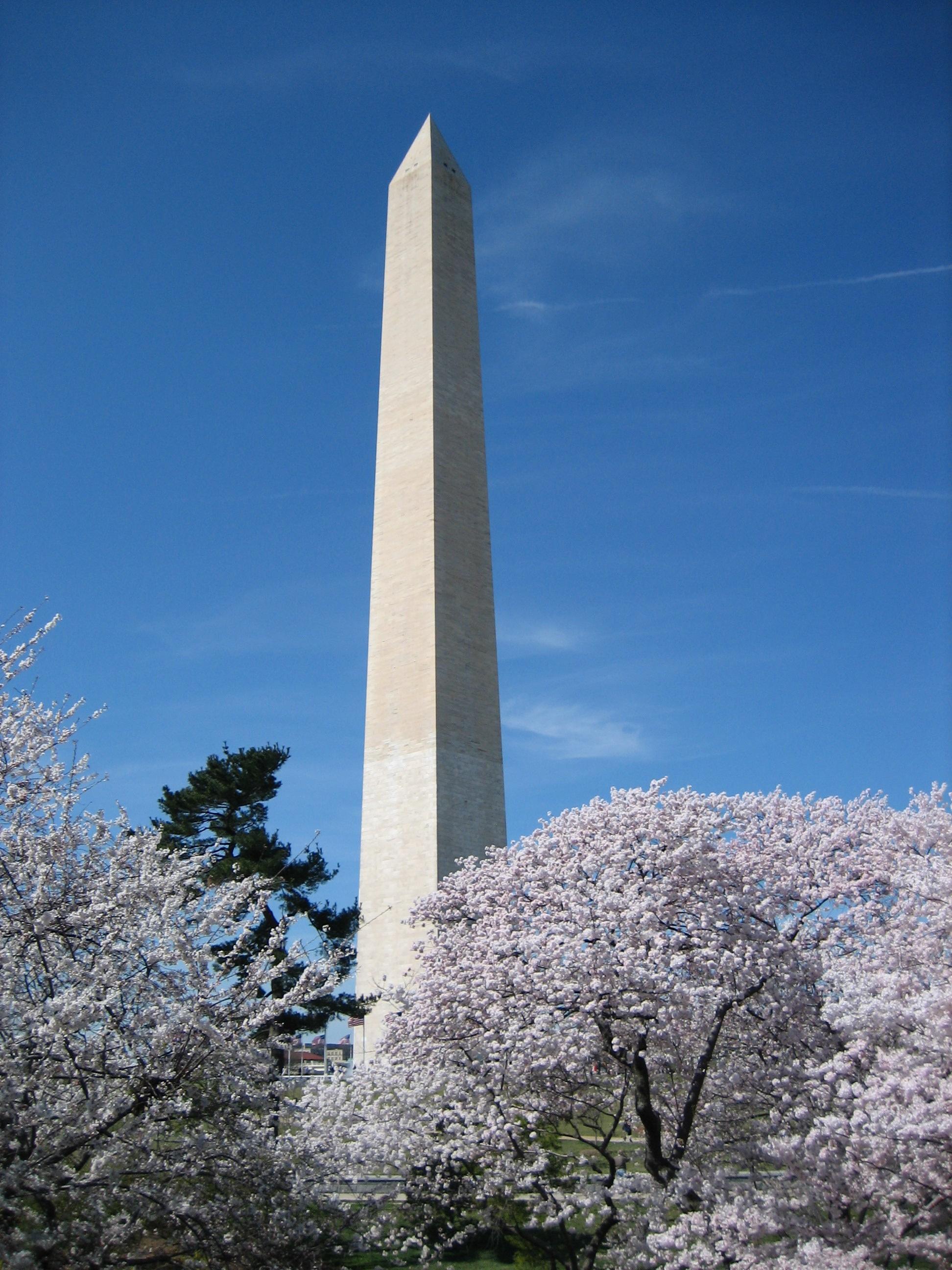 DC washington memorial