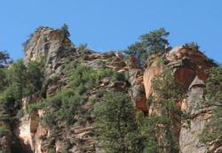 Angels landing Zion Utah