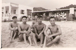 Chans Yuen as hunk circa 58