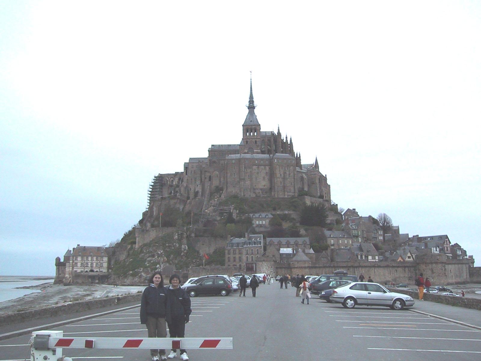 Le Mont-Saint-Michel Normandy France