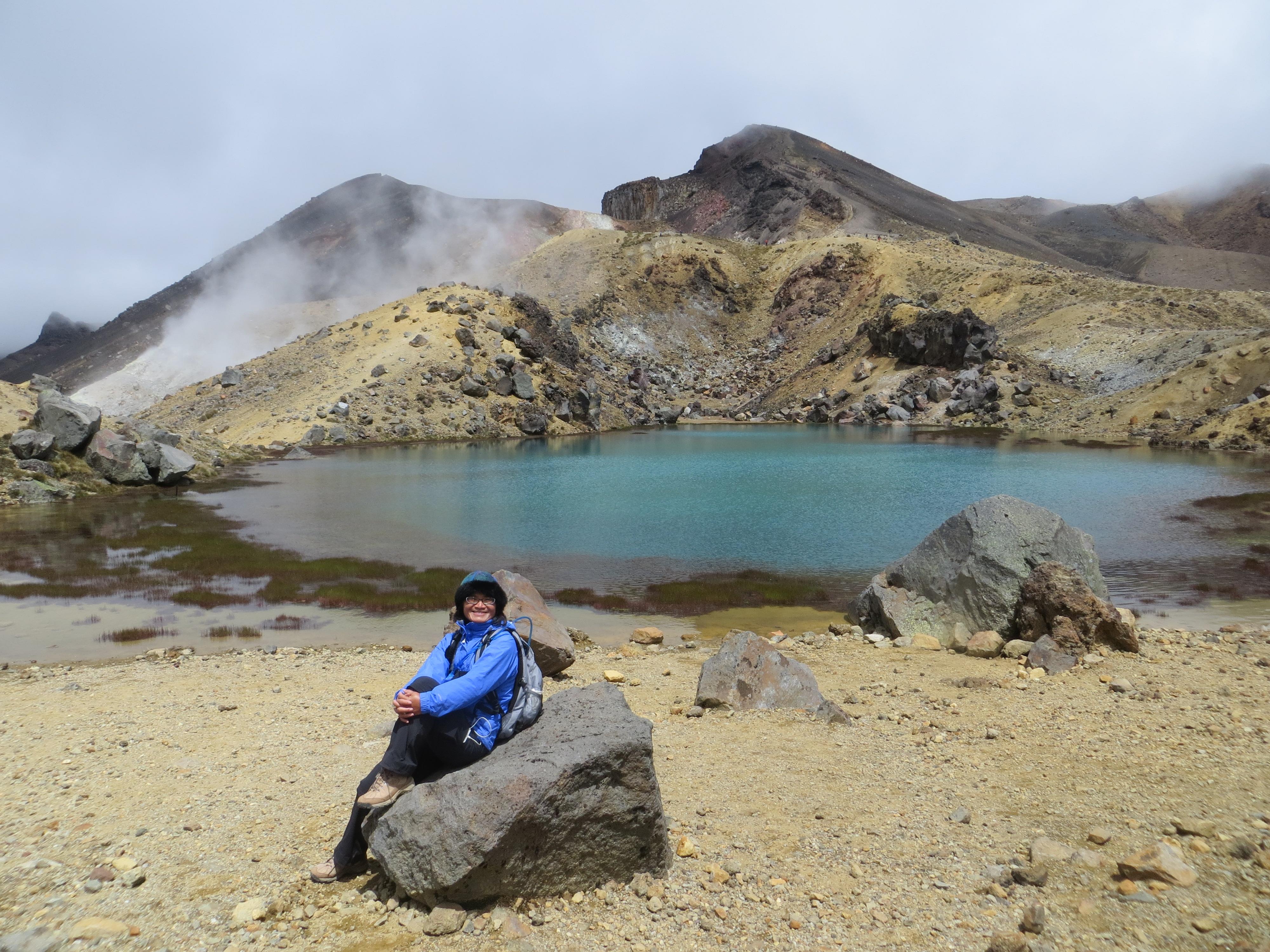 Tongariro hike best Emerald Lake 2017-01-07 156