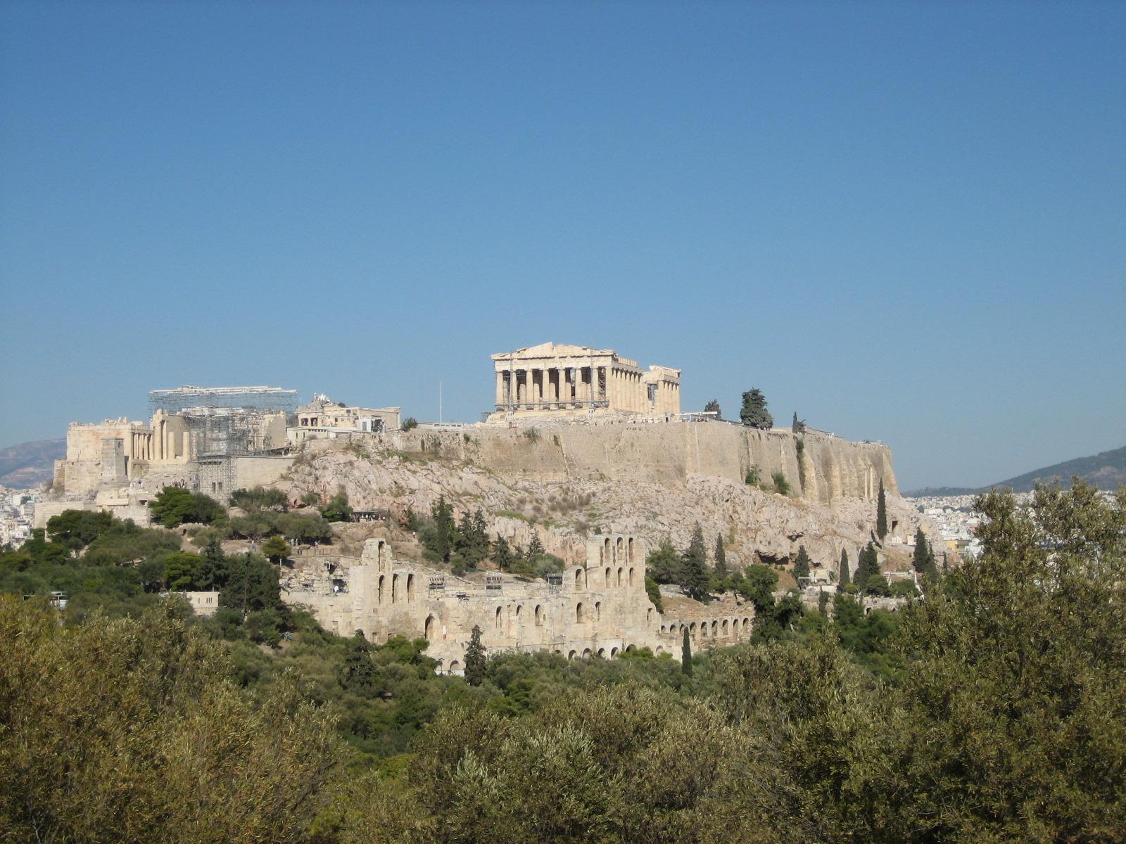 2007 Acropolis circa 490 BC Athens
