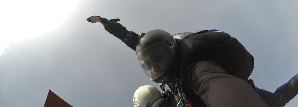 2019 skydiving Glenorchy New Zealand MM