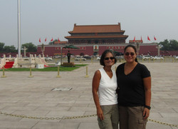 Beijing Tiananmen Square and Mao gate best 2016-07-16 017