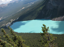 2009 Lake Louise  from Big Beehive 252