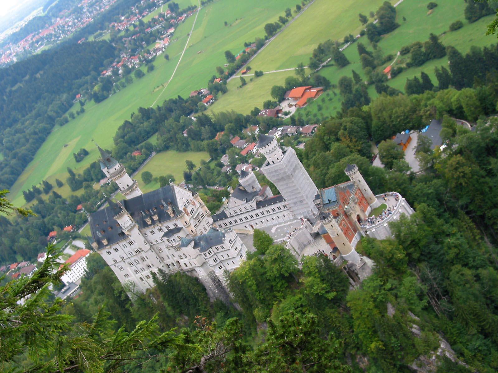 2003 Germany Neuschwanstein Ludwig