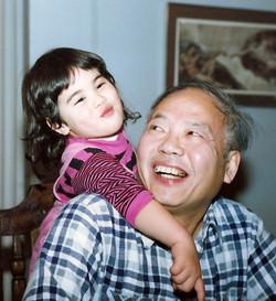 Grandpa and Regan circa 1991 (2)