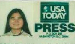 MMC 1982 USA Today Badge