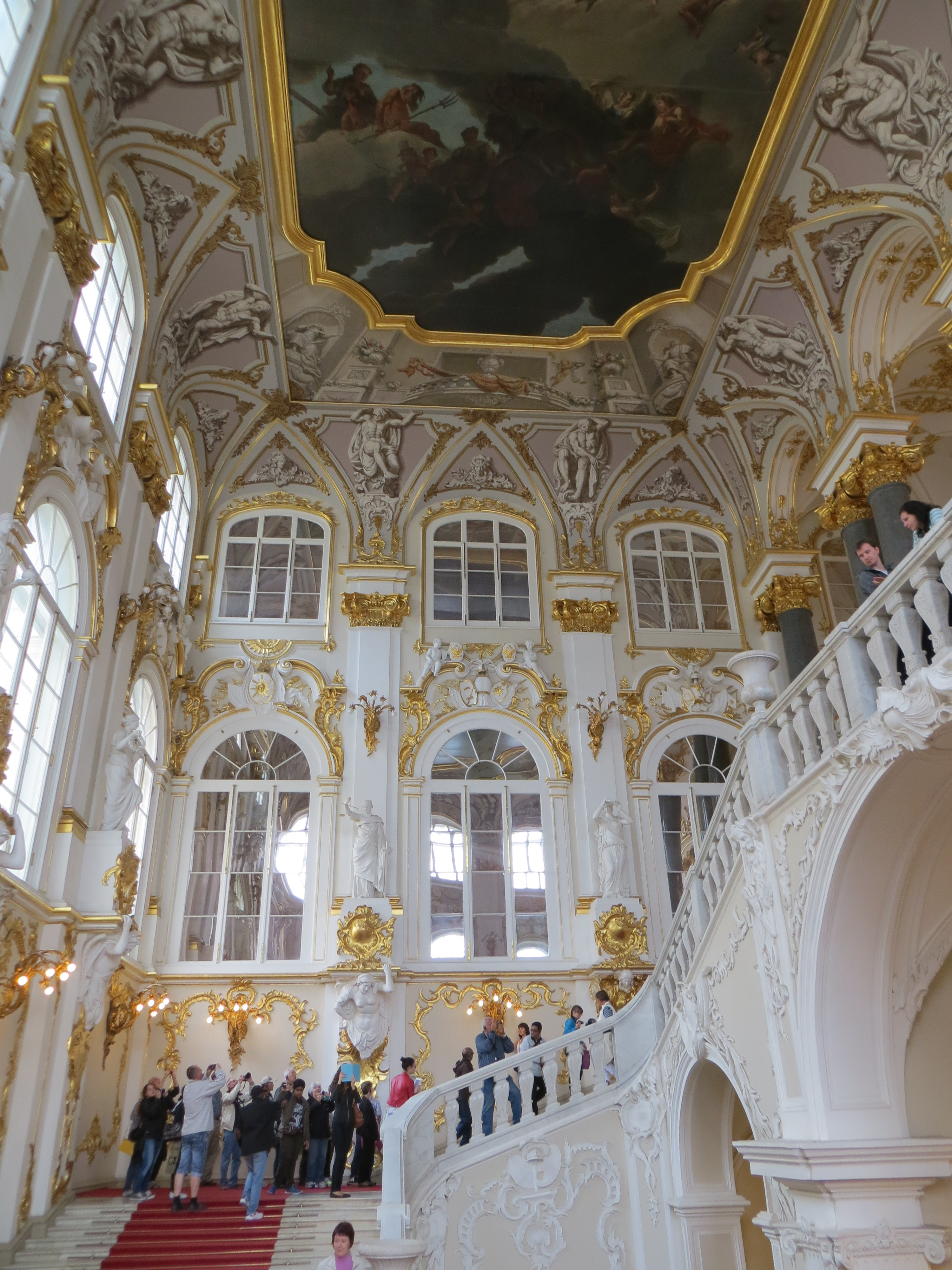 St. Pete 7.11 Hermitage Russia