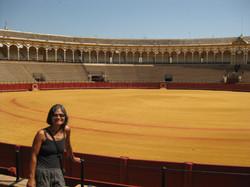Seville bullring Spain
