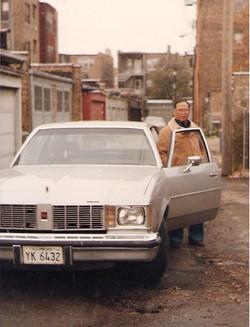 Chans first car