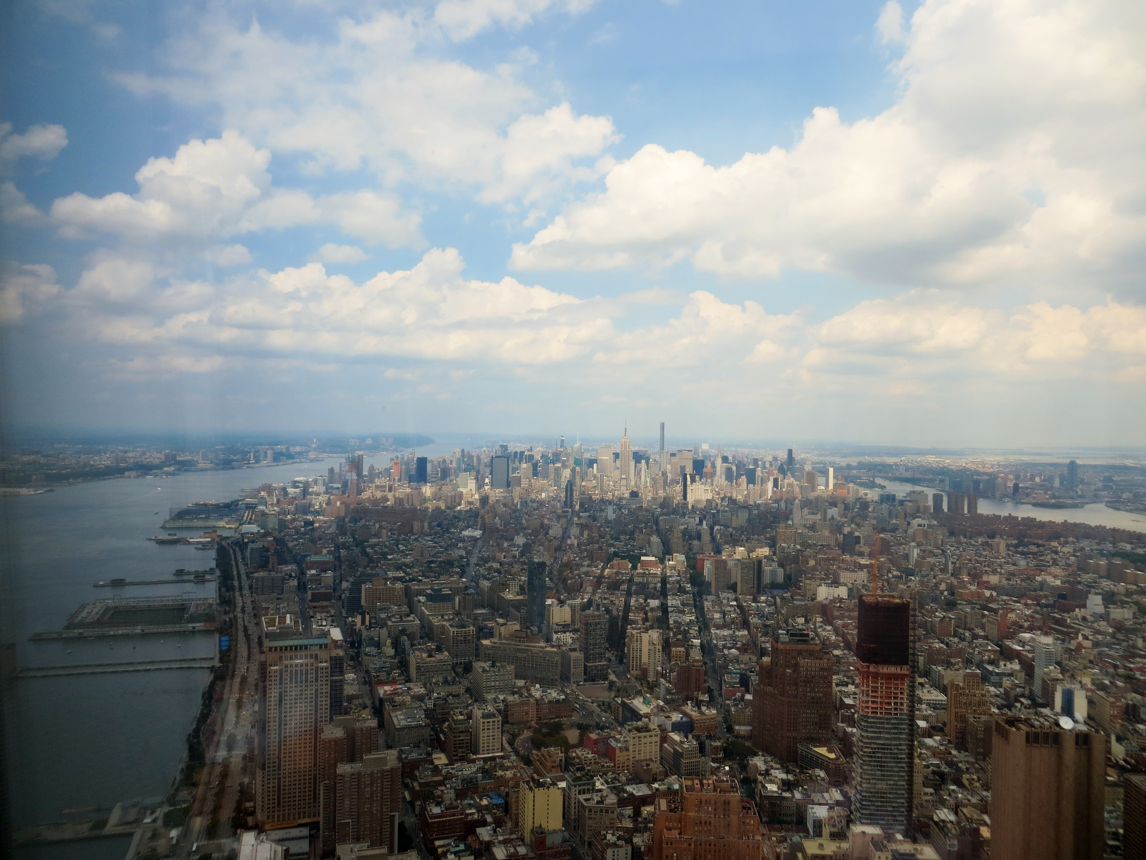 2015 NY 9-11 One Freedom Tower observatory 7.20 Last 453