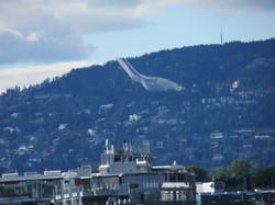 Oslo 6.26  ski jump Norway