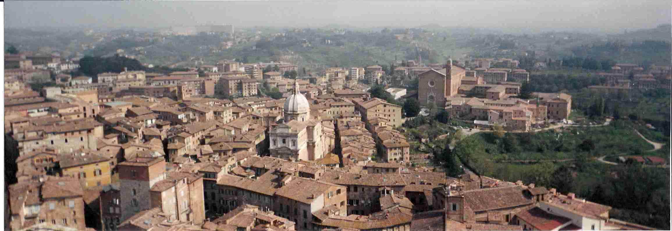 2000 Europe Sienna Italy