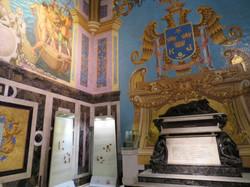 Francisco Pizarro chapel
