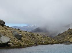 Tongariro hike Mt Ruapehu in background 2017-01-07 160