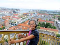 Copenhagen 7.7 Our Saviour's church views MM best 086
