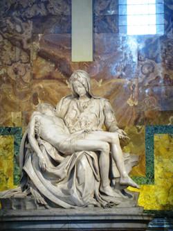 2012 Rome Pieta St. Peter's Vatican