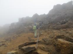 Tongariro hike best chain help 2017-01-07 050