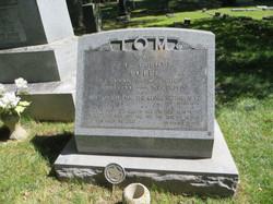 Asheville NC Thomas Wolfe grave 2014