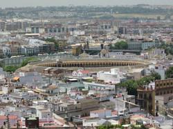 Spain Seville bullring