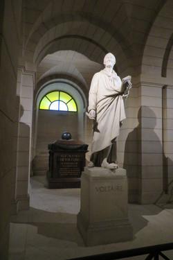 Paris 2018 Pantheon Voltaire