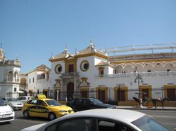 Seville Spain bullring museum