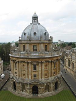 Oxford library England