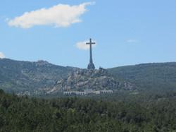 Madrid Franco grave Valley of Fallen