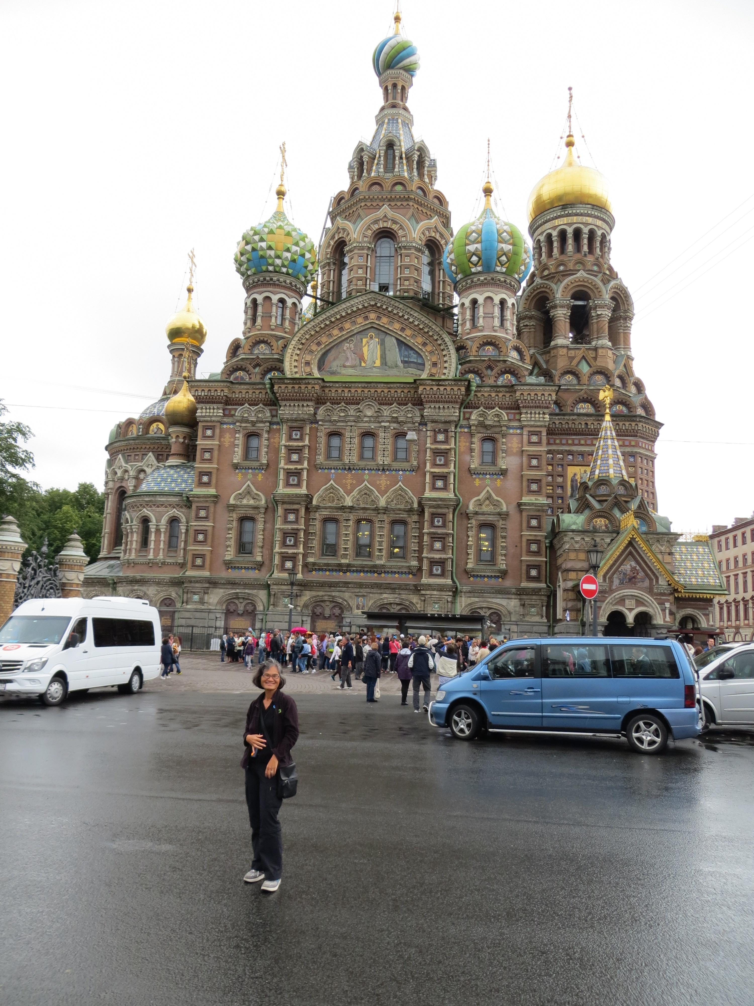 St Petersburg spilled blood MM 298