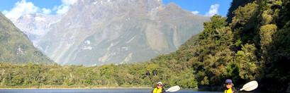2019 Milford Sound aboard Fiordland Jewe