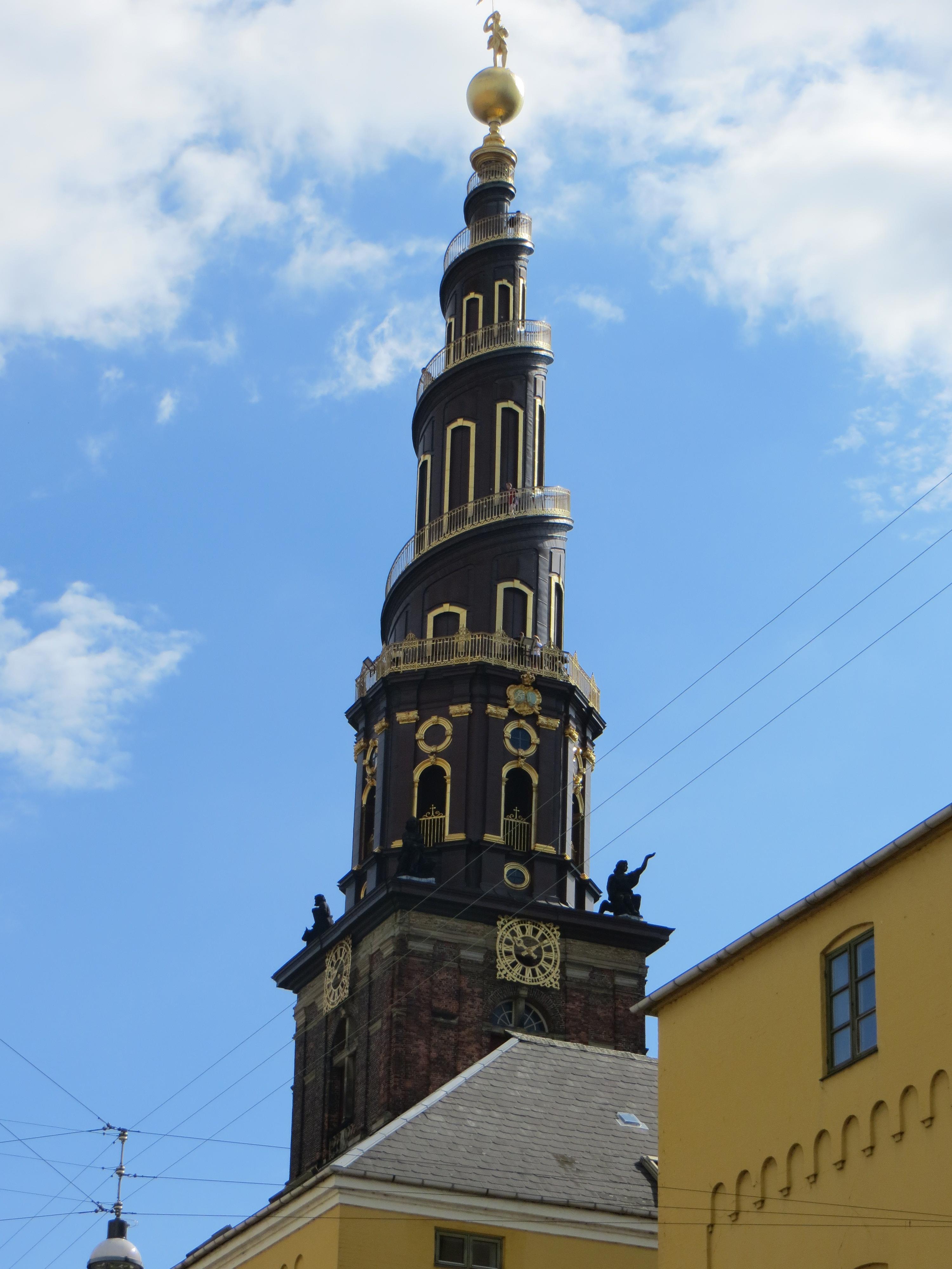 Copenhagen 7.7 Our Saviour's church best MM 067