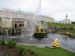 St Petersburg Peterhof Russia